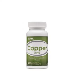 Copper 2 MG