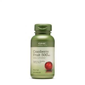 Herbal Plus® Cranberry Fruit 500MG