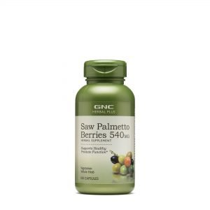 Herbal Plus® Saw Palmetto Berries 540MG