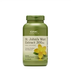 Herbal Plus® St. John's Wort Extract 300MG