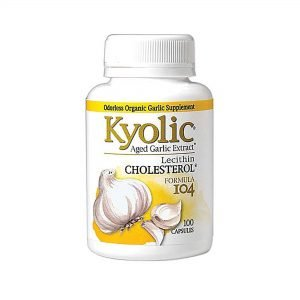 Kyolic® CHOLESTEROL Aged Garlic Extract™