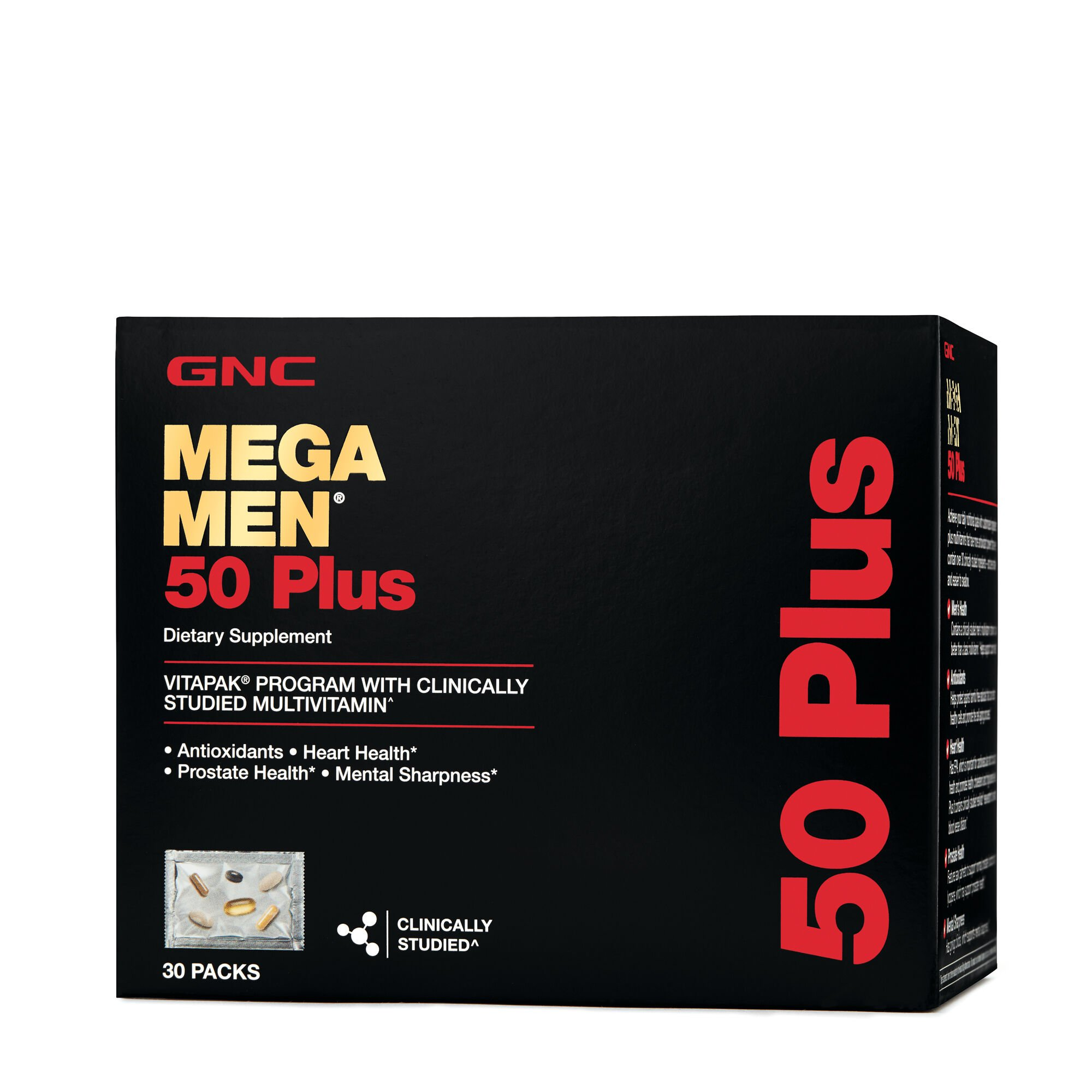 Mega Men® 50 Plus Vitapak® Program
