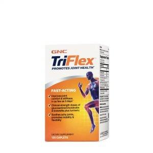 TRIFLEX FAST ACTING 120 CAPLETS