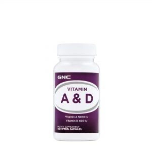 Vitamin A D_Bottle