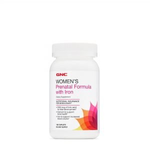 Women's Prenatal Formula with Iron