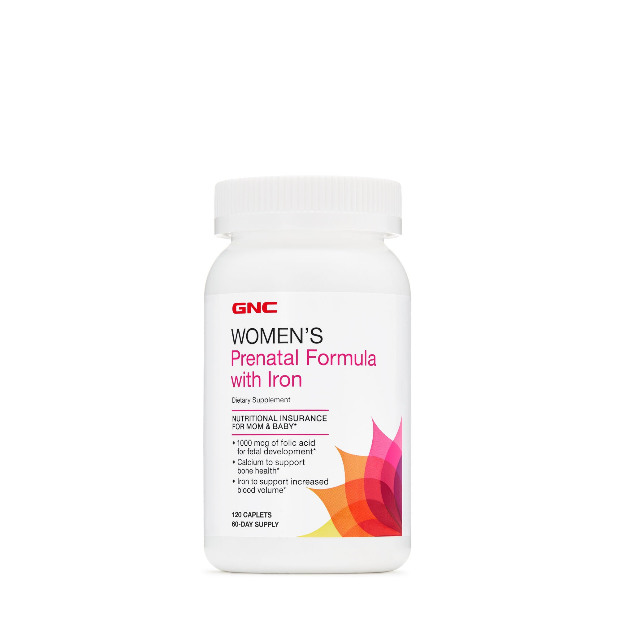 Women's Prenatal Formula with Iron